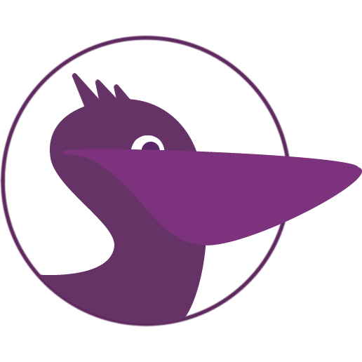 Purple Pelican Designs logo