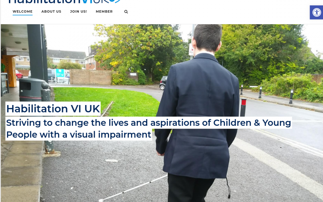 Habilitation VUI UK home page